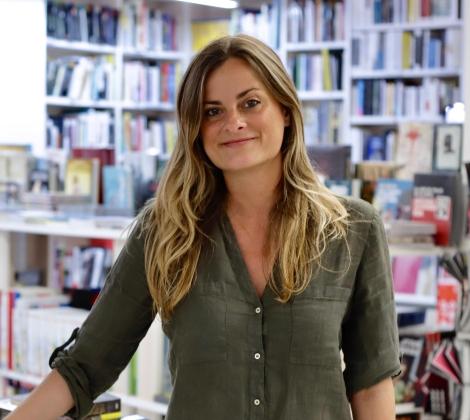 Barbara Gil Escritora